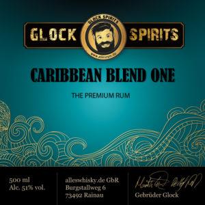 Glock Spirits Caribbean Blend One